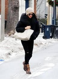 meghan markle toronto prince harrys girlfriend meghan markle wrapped up for wintry walk