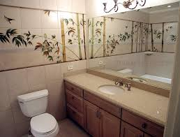 bathroom shower tile ideas photos asian bamboo bath and shower tile murals deir honolulu hi