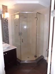 Install Shower Door by Bathroom Cool Bathroom Design With Frameless Sliding Shower Door