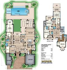 floor plans for luxury mansions waterfront house plans modern contemporary beach australia home
