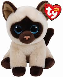 buy the ty original beanie babies jaden siamese cat at michaels