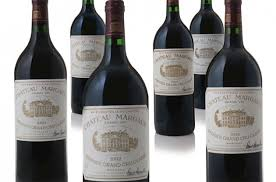 chateau margaux i will drink prices soar at chateau margaux auction in new york