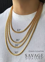 gold chain necklace rope images Rope chains layered set x gold s v ge luxury wear jpg