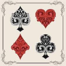 Playing Card Design Template Playing Cards Clip Art Vector Images U0026 Illustrations Istock