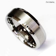 titanium wedding rings womens titanium wedding bands ebay