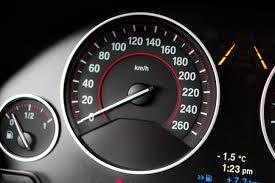 bmw speedometer speedometer question