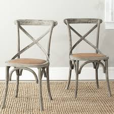 rustic wicker rattan chairs rustic dining chairs