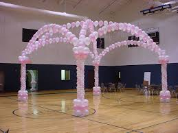How To Make Wedding Decorations How To Make Balloon Arch Decoration Party Pinterest Balloon