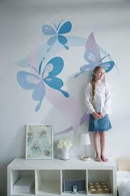310 best wall mural inspiration images on pinterest wall cute butterfly wall murals stickers for teenage girls blue small bedroom decorating design ideas teenage girls wall stickers best art for bedroom