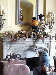 Halloween Scary Decoration Ideas For 2015 by Best 25 Halloween Mantel Ideas On Pinterest Spooky Halloween