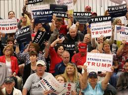 Indiana travel fan images Donald trump 39 s indiana rally 2016 play by play updates JPG