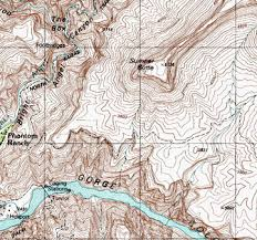 wilderness navigation topographical maps and altimeters