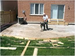 back yard design stamped concrete backyard ideas u2013 abreud me