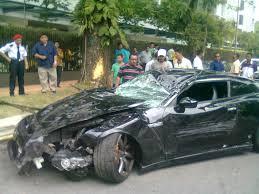 nissan gtr malaysia price jockey crashes nissan gt r