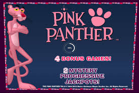 pink panther slot game review