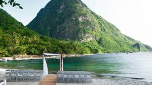 st lucia caribbean weddings viceroy sugar beach