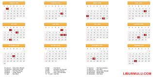 Kalender 2018 Hari Raya Puasa Kalender Liburan 2018 Dan Cuti Bersama Indonesia Liburmulu
