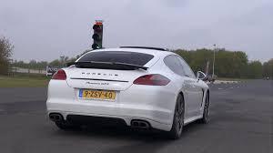 Porsche Panamera Gts - porsche panamera gts drag races drifts u0026 accelerations youtube
