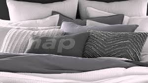 Bed Bath Beyond Comforters Kenneth Cole Mineral Gunmetal Bedding Collection At Bed Bath