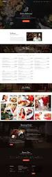 best 25 restaurant website templates ideas on pinterest