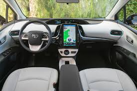 toyota limo interior 2017 toyota prius prime eight things to know motor trend canada
