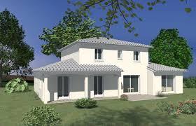 plan maison 5 chambres gratuit modele maison maison 5 chambres bureau buanderie dressing 2