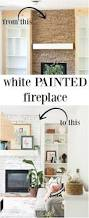 best 25 white painted fireplace ideas on pinterest painting