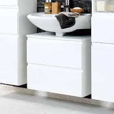 badezimmer unterschrank hängend waschbecken mit unterschrank weiß gispatcher unterschrank