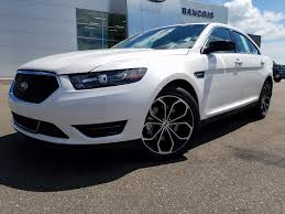 Ford Taurus Sho Engine New 2017 Ford Taurus Sho 4d Sedan In Belleville Hg137119