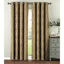 Double Wide Grommet Curtain Panels Extra Wide Curtain Panels Amazon Com