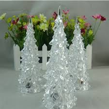 decorative trees for home acrylic christmas trees christmas lights decoration