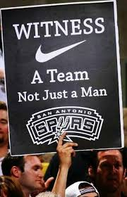 San Antonio Spurs Memes - witness a team not just a man spurs win gm1 vs griz