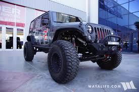 jeep anvil 2017 sema r1 concepts anvil jeep jk wrangler unlimited