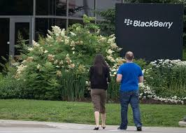 blackberry to cut 40 of work force after big loss the new york