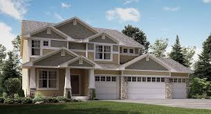 4 car garage washburn new home plan in enclave enclave classic by lennar