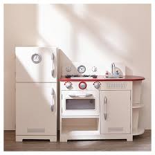 Kidkraft Urban Espresso Kitchen - teamson kids classic play kitchen white 2pc target