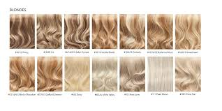 hair color chart hair extensions colour chart everyday luxury hair extensions