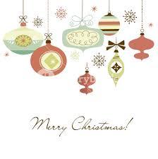 retro christmas ornaments royalty free stock image storyblocks