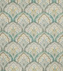 smc designs print fabric ballard sussex spa blue joann