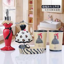 Paris Bathroom Set by Online Get Cheap Beautiful Bathroom Accessories Aliexpress Com
