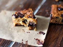 the best coconut flour chocolate chunk bars ambitious kitchen