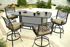 Patio Bar Furniture Set Patio Bar Table And Chairs Webdirectory11
