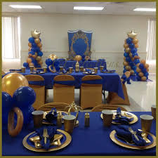 royal blue and gold baby shower decorations prince baby shower centerpieces shower ideas