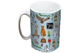 jayne vets mug and coaster gift set