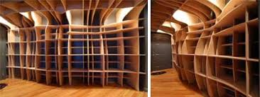 Wood Bookshelves by 25 More Unique Book Shelving U0026 Storage Solutions Urbanist