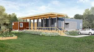 these 150 000 prefab houses don u0027t need any energy from the grid