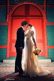 The Trolley Barn Atlanta Romantic Wedding At The Historic Trolley Barn Stems Atlanta