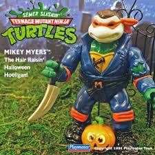 scary halloween figures death by toys new customs ninja turtles based on horror movies