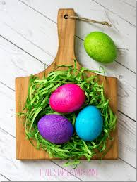 how to color easter eggs dye easter eggs with rice food coloring it all started with paint