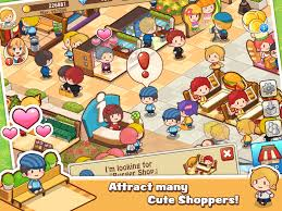 Home Design Story Online Game Happy Mall Story Sim Game Android Apps On Google Play